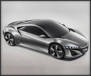 2012 Acura on 2012 Acura Nsx Concept