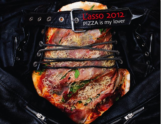 Pizza Pin-up Calendar