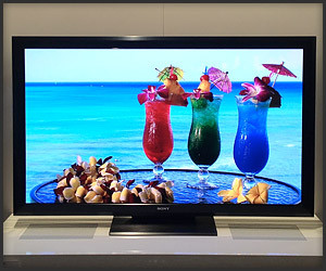 Sony Crystal LED TV