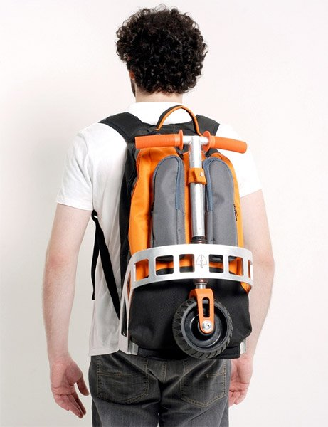 Scooter Backpack