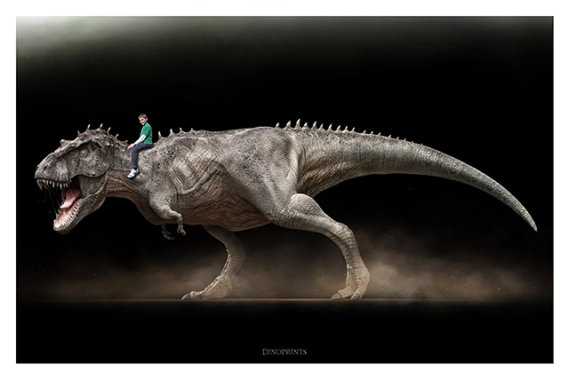 Dinoprints