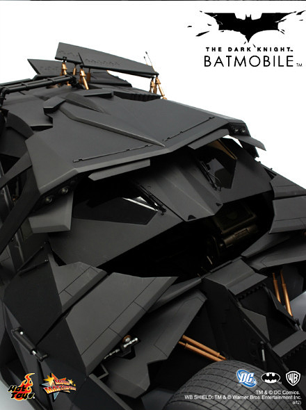 Batmobile Tumbler 1:6 Replica