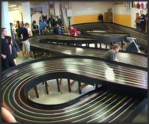 World's Fastest Slot Cars