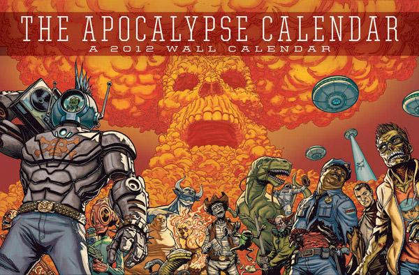Apocalypse Wall Calendar