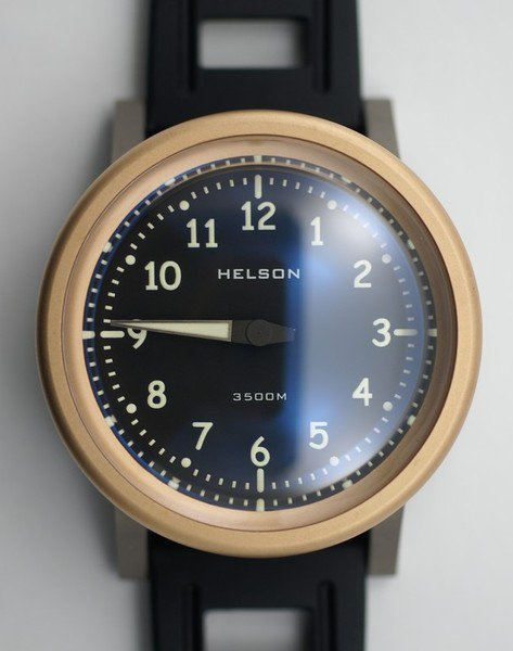 Helson Gauge Watch