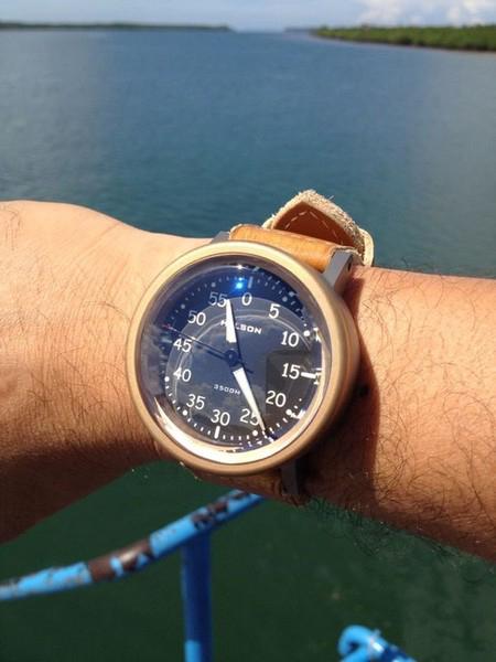 Helson Gauge Watch