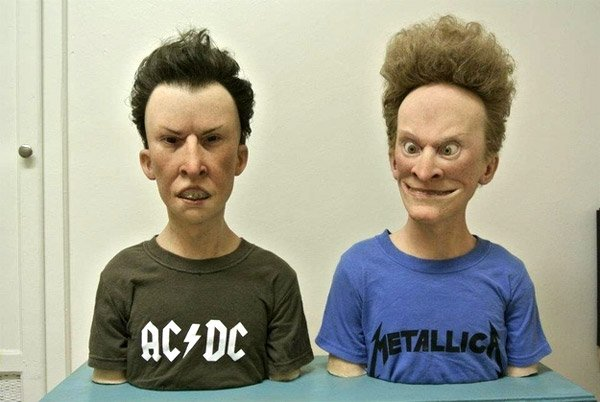 Real Life Beavis and Butt-Head