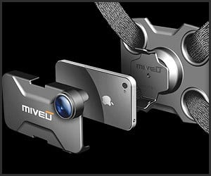 Miveu iPhone POV Mount