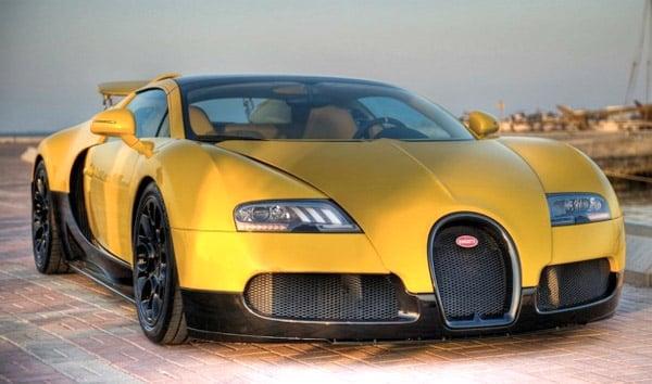 Bugatti Veyron Grand Sport SE