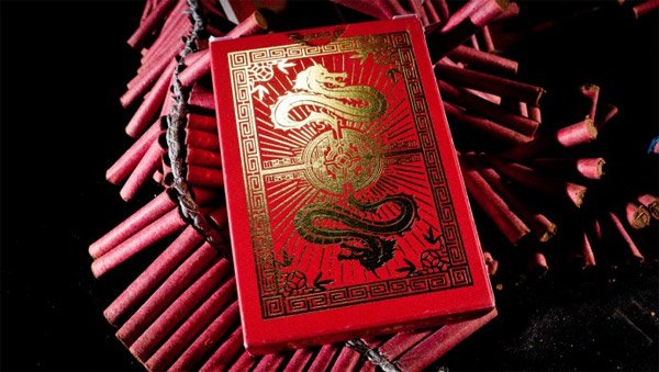 Year of the Dragon Cards
