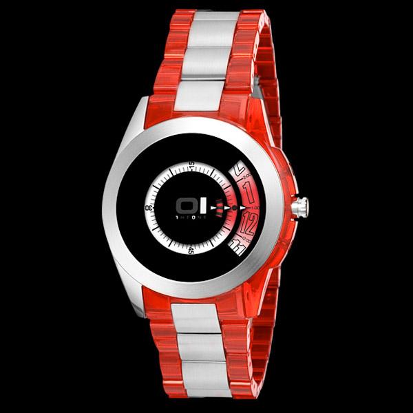 Spinning Wheel Watch
