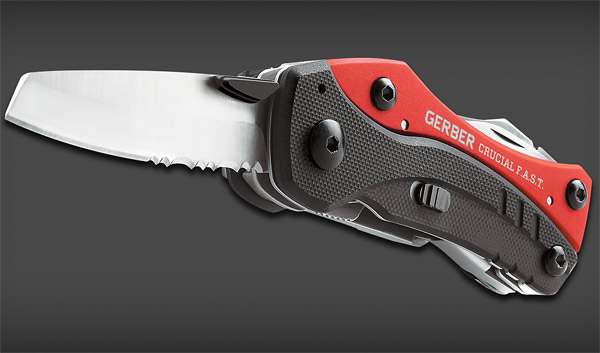 Gerber Crucial F.A.S.T. Tool