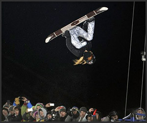 Shaun White's Perfect 100