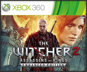The Witcher 2: Xbox 360