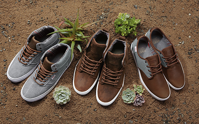 Vans OTW Native American Pack