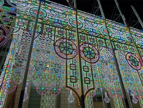 The LED Cathedral