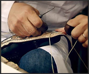 Making Louis Vuitton Shoes