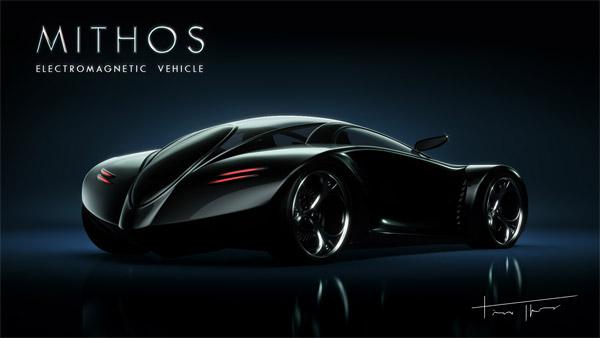 Mithos Electromagnetic Vehicle