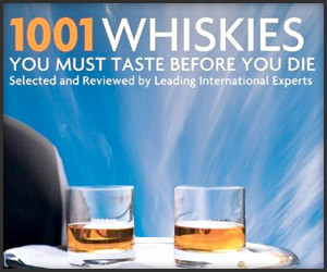 1001 Whiskies…