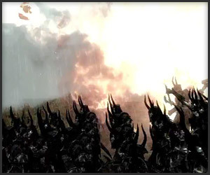The Great Battle of Skyrim
