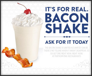 The Bacon Milkshake