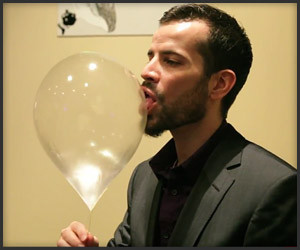 The Edible Helium Balloon