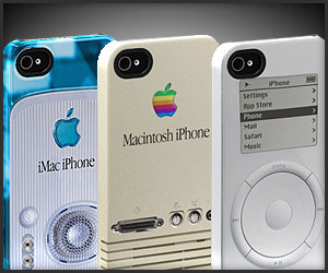 Retro Mac iPhone Cases