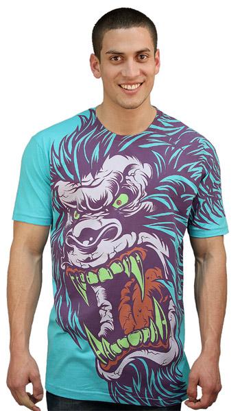 Sasquatch Frenzy! (T-Shirt)