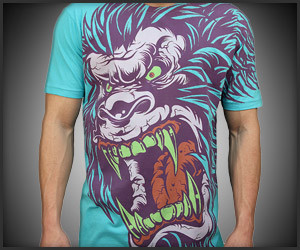 Sasquatch Frenzy! (T-Shirt)