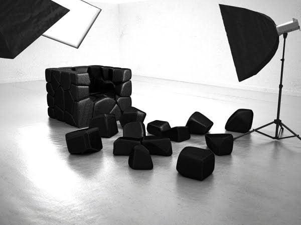 Vuzzle Chair