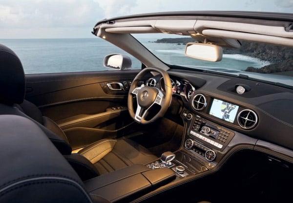 2013 Mercedez-Benz SL63 AMG