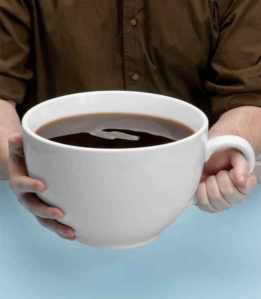 Jumbo Coffee Cup