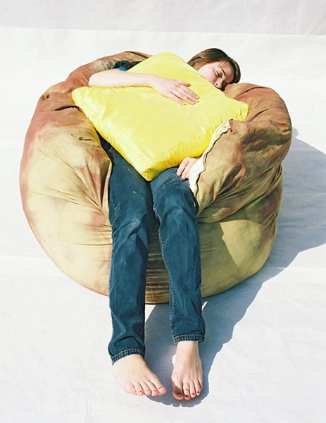 Baked Potato Bean Bag