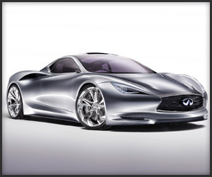 Infiniti Emerg-E Supercar