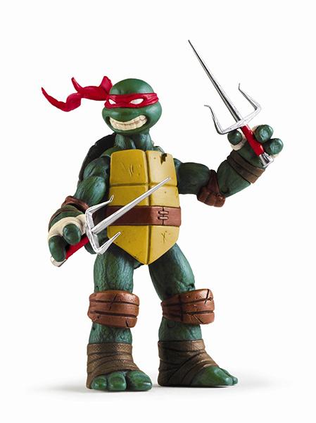 2012 TMNT TV Series Toys