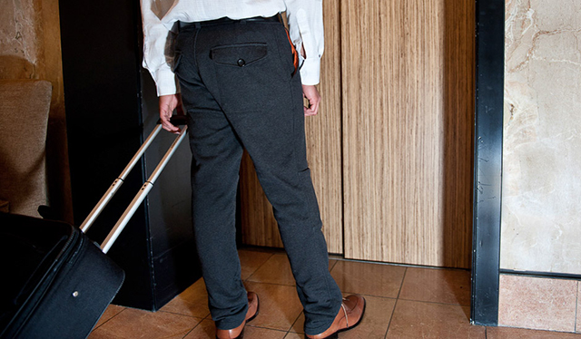Dress Pant Sweatpants - The Awesomer