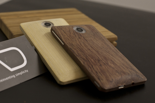 ADzero Bamboo Smartphone