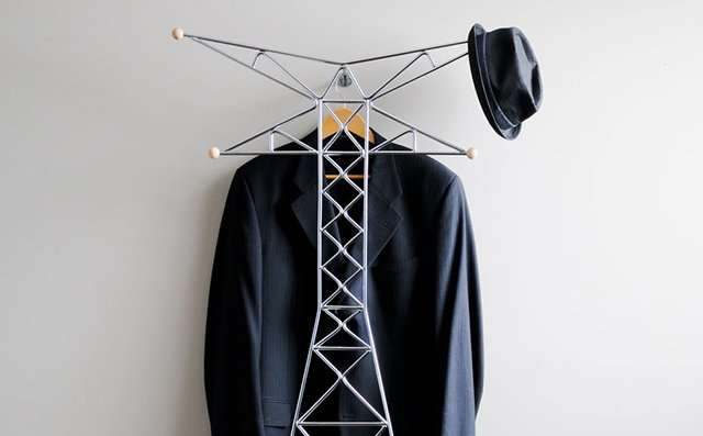 Nanton Coat Rack