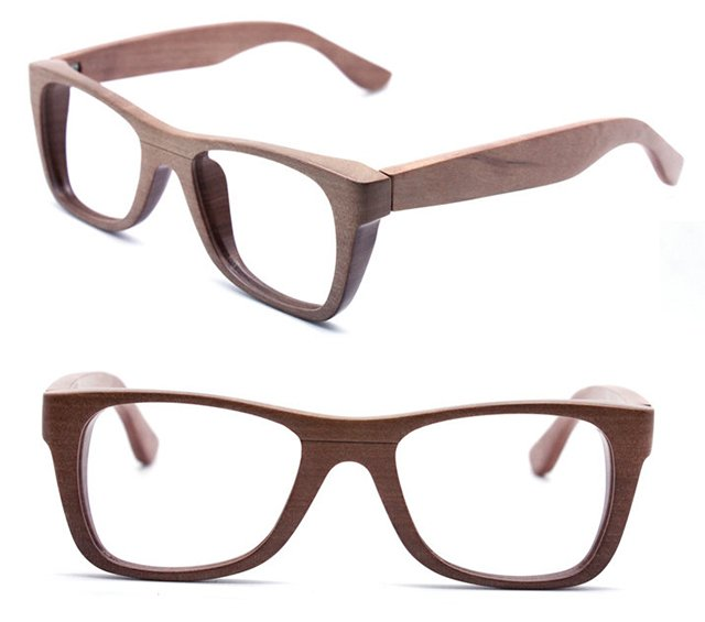 takemoto wooden sunglasses the awesomer