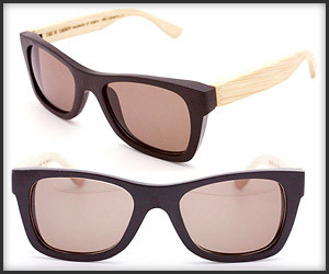 Takemoto Wooden Sunglasses