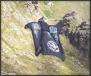 Wingsuit Accident