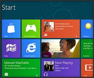 Windows 8 Consumer Preview