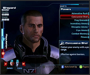 Mass Effect 3: RPG Elements