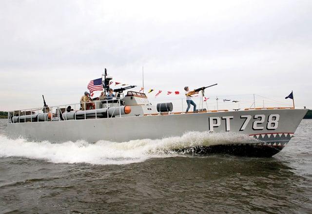 Patrol Torpedo Boat