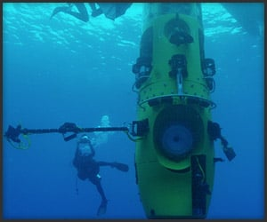 James Cameron's Deep Sea Dive