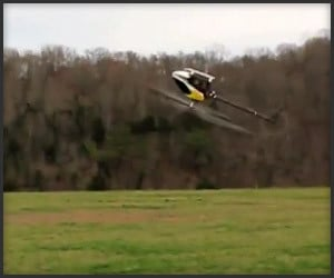 R/C Helicopter Physics