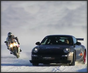 Extreme Winter Drifting