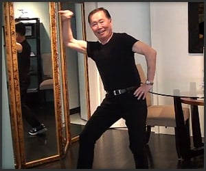 George Takei's Happy Dance
