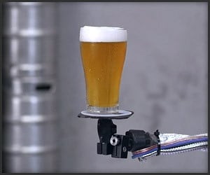Spill-Proof Beer