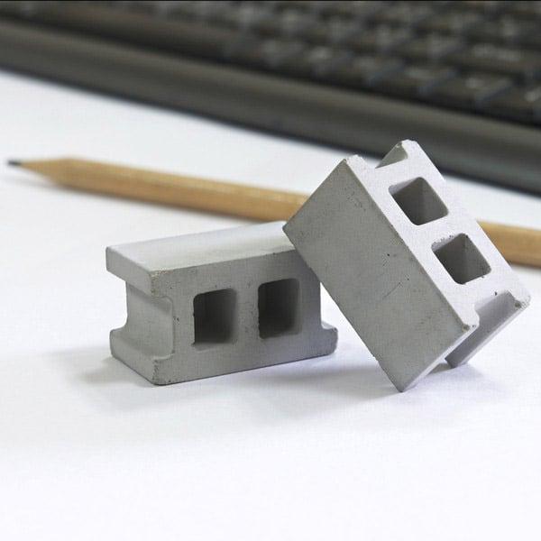 Cinder Block Magnets